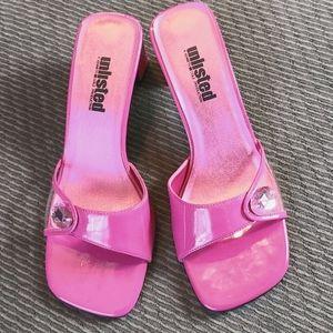 Unlisted Slide Sandals